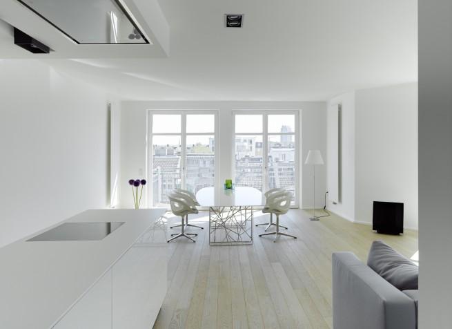 innenansichten; museum für kunst und gewerbe – architektur | view, Innenarchitektur ideen
